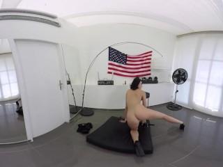 Police Girl escapades in virtual reality – vrpornjack.com