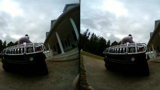 VR twerk my ride