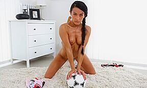 Lexi Dona in 1 Football Fan – TmwVRNet