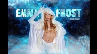 Fuck Teen Blonde Aiden Ashley As Famous Emma Frost In Virtual Porn Parody